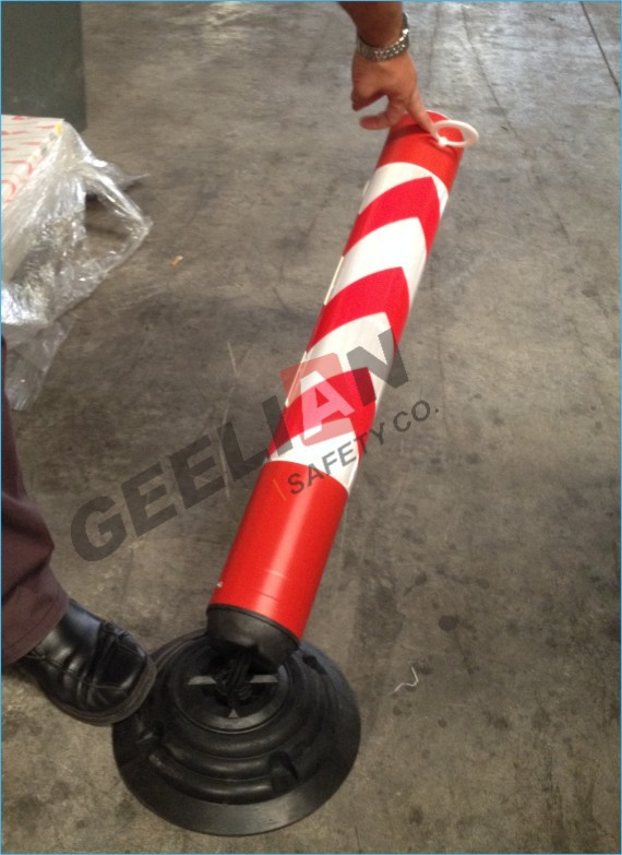 Road Safety Plastic Reflective Roadside Pole Buy