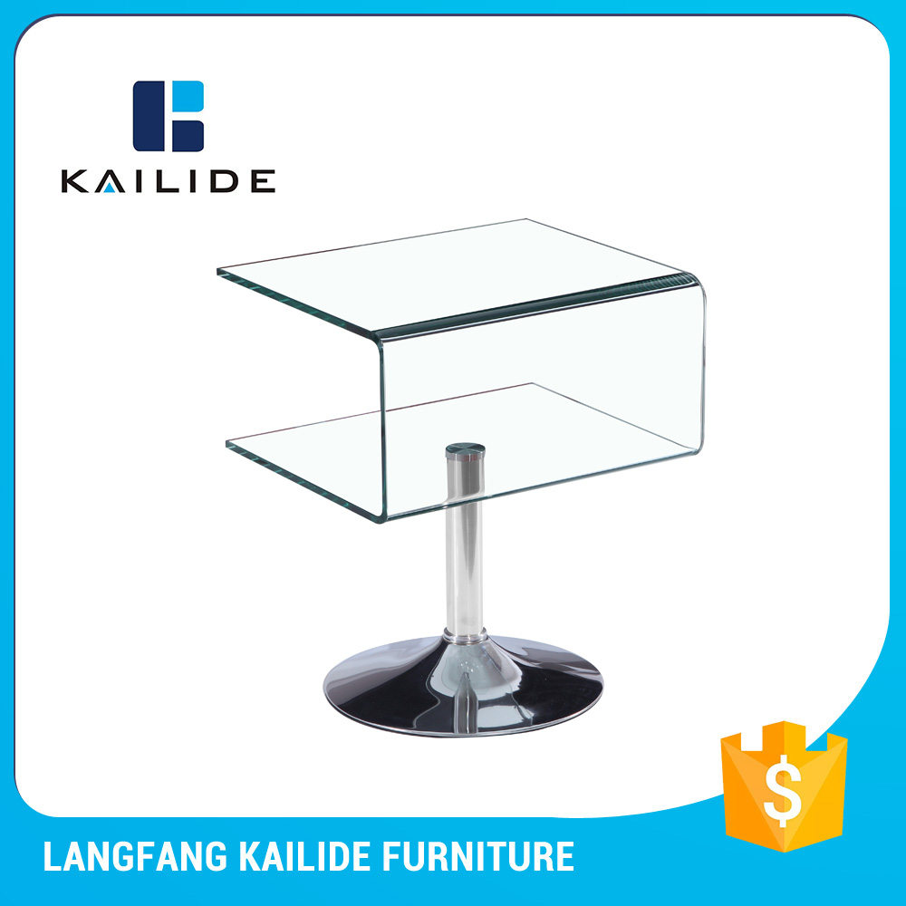 Modern Glass Corner Table Modern Glass Corner Table Suppliers and
