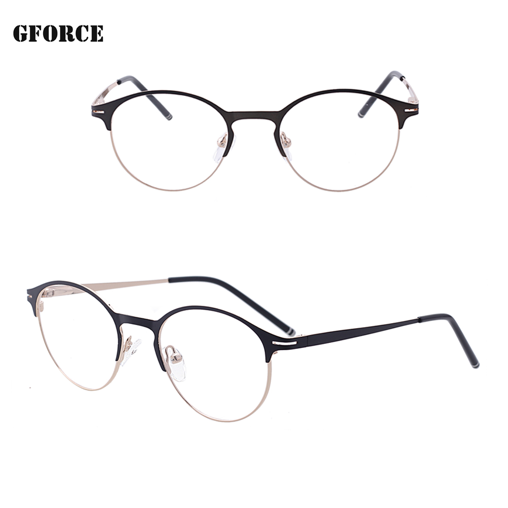 2019 Newest kid glasses high quality fashion eyeglasses metal stainless eyewear material stock optical frames