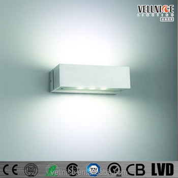 Up And Down Aluminum Indoor Led Wall Light/led Wall Mounted ...