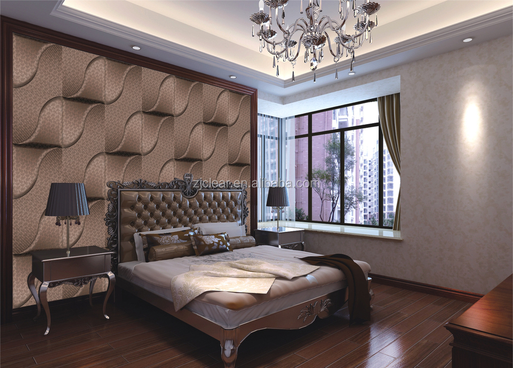 3d Leather Wall Panel For Tv Wall Decoration Wall Panel