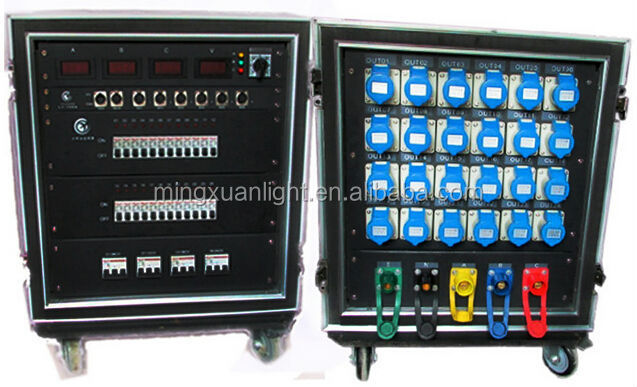 Multi Stage Dmx512 Dimmer Pack And Power Supply Rack Buy