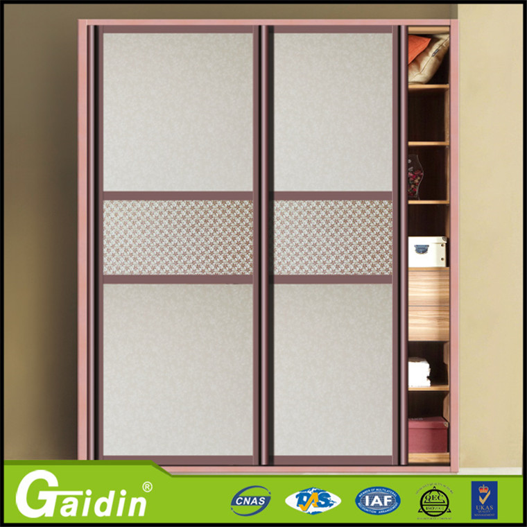 Quite paid off new style pure solid timber sliding door interior or exterior/wooden entrance door