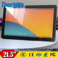 Custom logo wall mount touch screen monitors with good quality