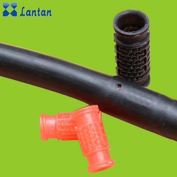 Agricultural PE drip irrigation pipe with high quality low price
