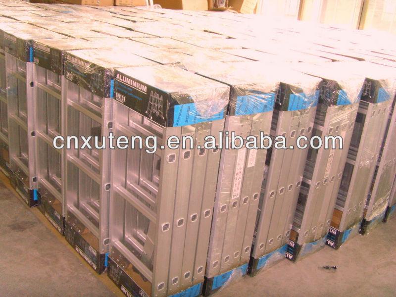 Aluminium Hinged Ladder Strong Aluminum Ladder Rungs Buy