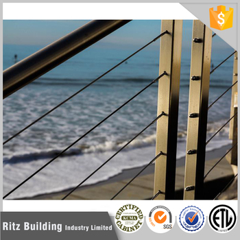 Steel Wire Rope Tensioner Decking Cable Railing - Buy Cable Railing ...