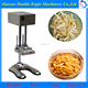 Stainless automatic french fry cutter machine/fresh potato chips cutting machine