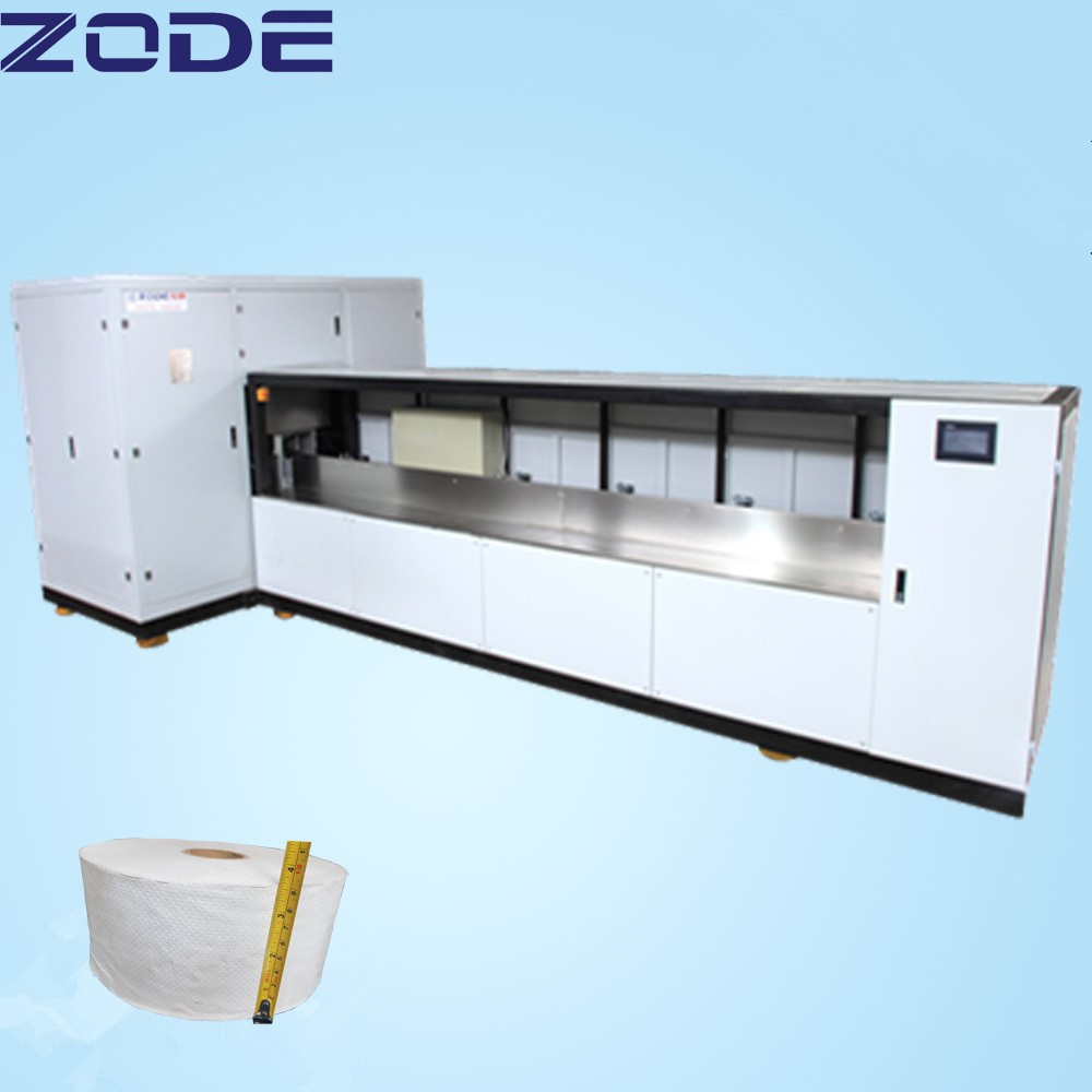 China supplier high quality Kraft Paper Core Cutting Machine 1-2days to ship Best price
