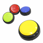 Buzzer Sound Easy Button Mini Recordable Sound Modules Buzzer Button Plastic Buzzer Funny Talking Buttons With Custom Animal Sounds