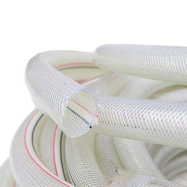 1/4 Inch Plastic Shower Hose with Good Elasticity