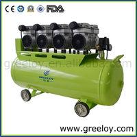Atlas Copco Air Compressor /Best Price Heavy Duty Oil Free Powerful Electric Piston Silent Dental Air Compressor Manufacturer