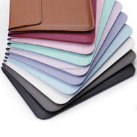 2 in 1 Foldable and Stand Sleeve for Macbook Pro Ultra thin for macbook sleeve