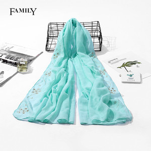 factory sales shimmer fabric scarf cotton hijab with stone muslim pearl hijab shawl for women