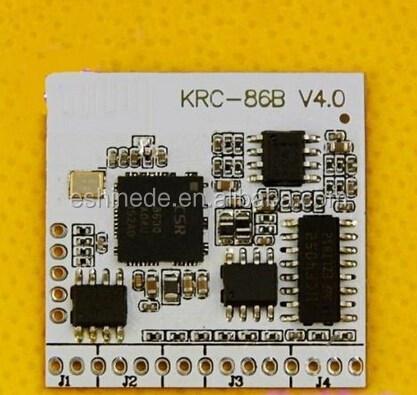 DIY Module KRC 86B Bluetooth 4 0 diy module krc 86b bluetooth 4 0 stereo audio receiver module  at virtualis.co