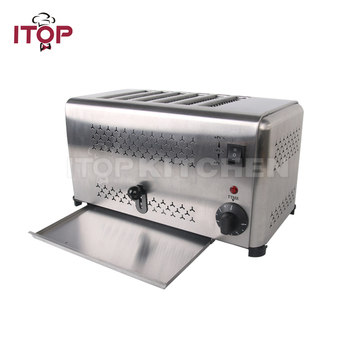 toaster hobbs steel main russell toasters prod slice uk buckingham products brushed stainless