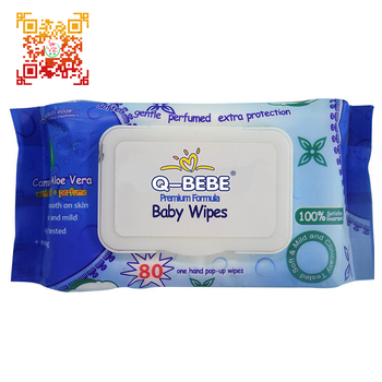 Gusset Wet Wipe Tissue Packaging Bag Manufacturer From China - Buy ...