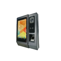 A5 Fingerprint Thumb Time Attendance Machine With Back-Up Battery