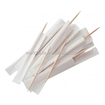 High Quality diameter 1.5mm Disposable Wooden Toothpick in bulk