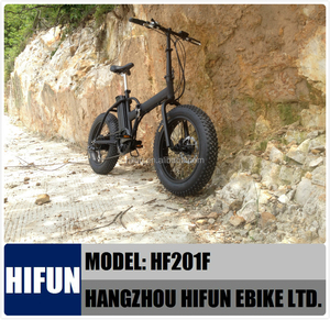 48V 500W Foldable Mountain Electric Bike, Electric Mountain Bicycle, Mountain Ebike