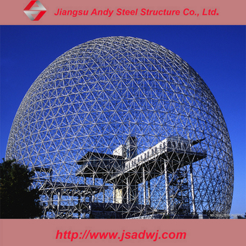 Dome Steel Structure Grid Shell Structure Buy Dome Roof