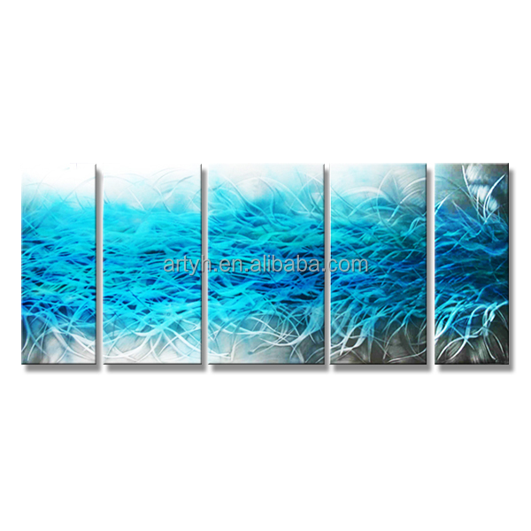Home Decoration Handmade Modern Metal Wall Art <strong>Pictures</strong>