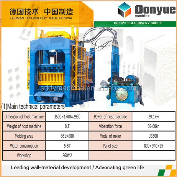 Hottest Asian Best Products For Import Hollow Block Machine ...
