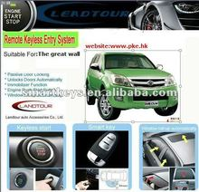 Smart Car Alarm Security System Engine Start for The Great Wall Hovel
