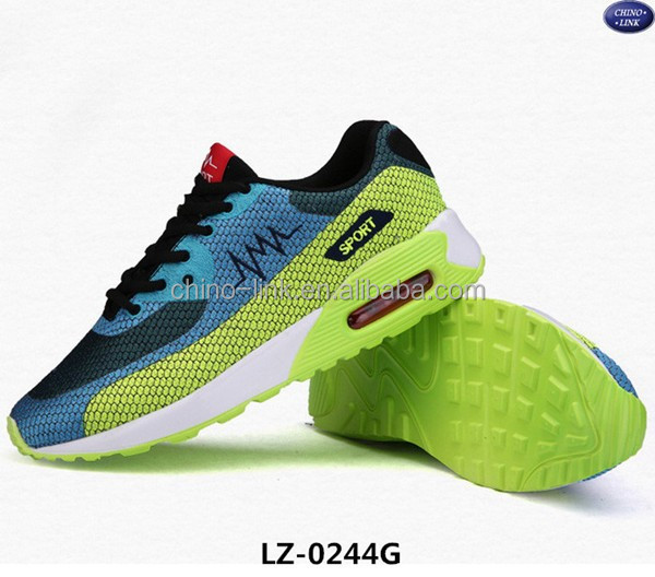 Air sport runing casual flywoven shoes for men and women