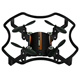 2.4ghz rc aircraft mini quadcopter drone with hd camera