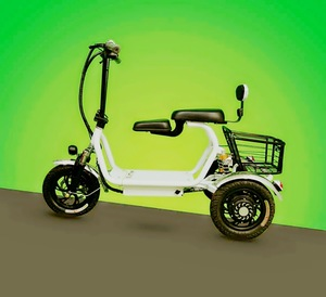 Three wheels Light Weight aldult with kid Electric Scooter For Hot Sale