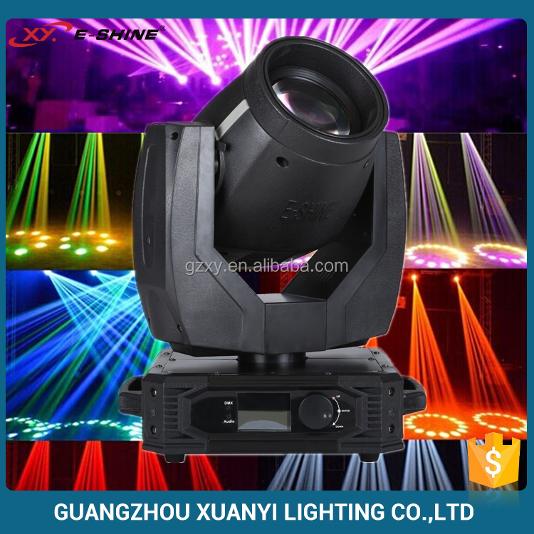 guangzhou stage lighting 7r 230 watt moving head beam