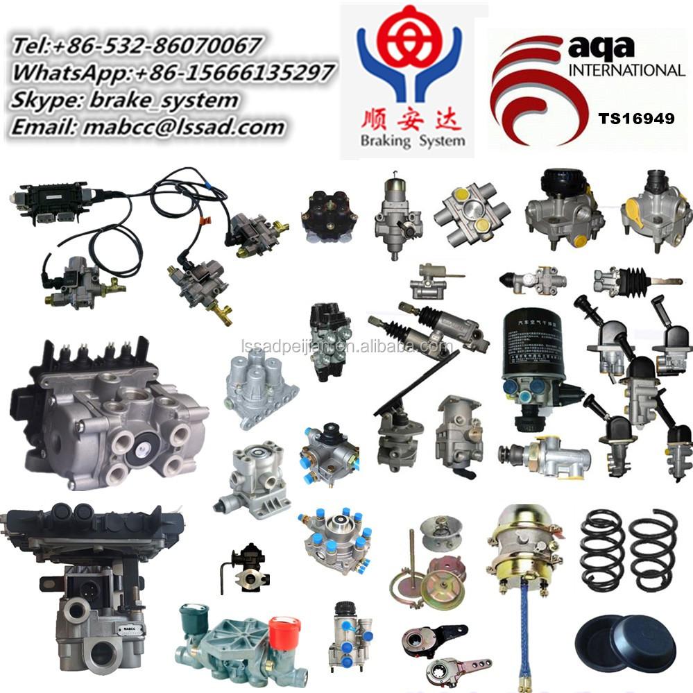 wabco spare parts,air dryer,LA6700,LA8229,LA8130, LA8222,ZB4578for