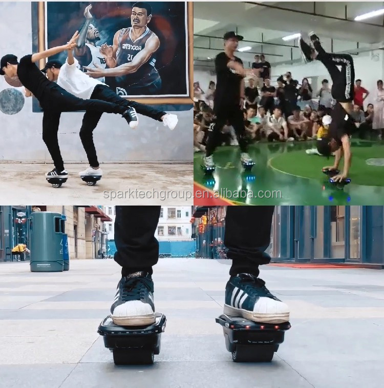 Hottest Selling High Technology Cool Design Smart Electric Skateboard Hoverboard Hover shoes