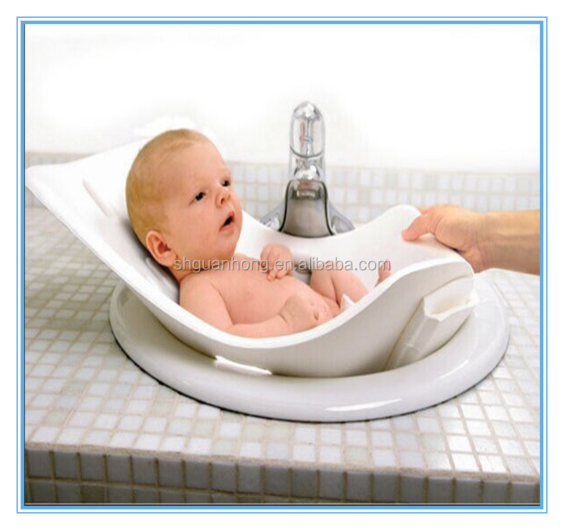New Baby Product/baby Bath Tub/first Grade Plastic Baby Bath Basin ...