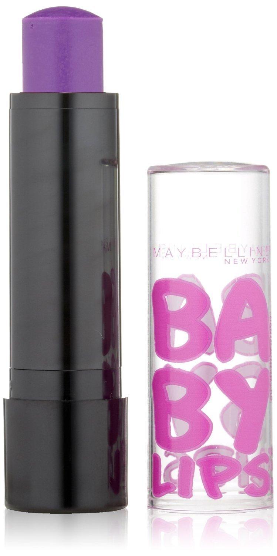 Maybelline New York Baby Lips Balm Electro, Berry Bomb, 0.15 Ounce By Zixzax