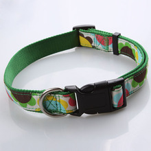 Accept price nylon crane collar for dogs in China
