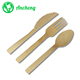 Eco-friendly 165mm Disposable Bamboo Cutlery