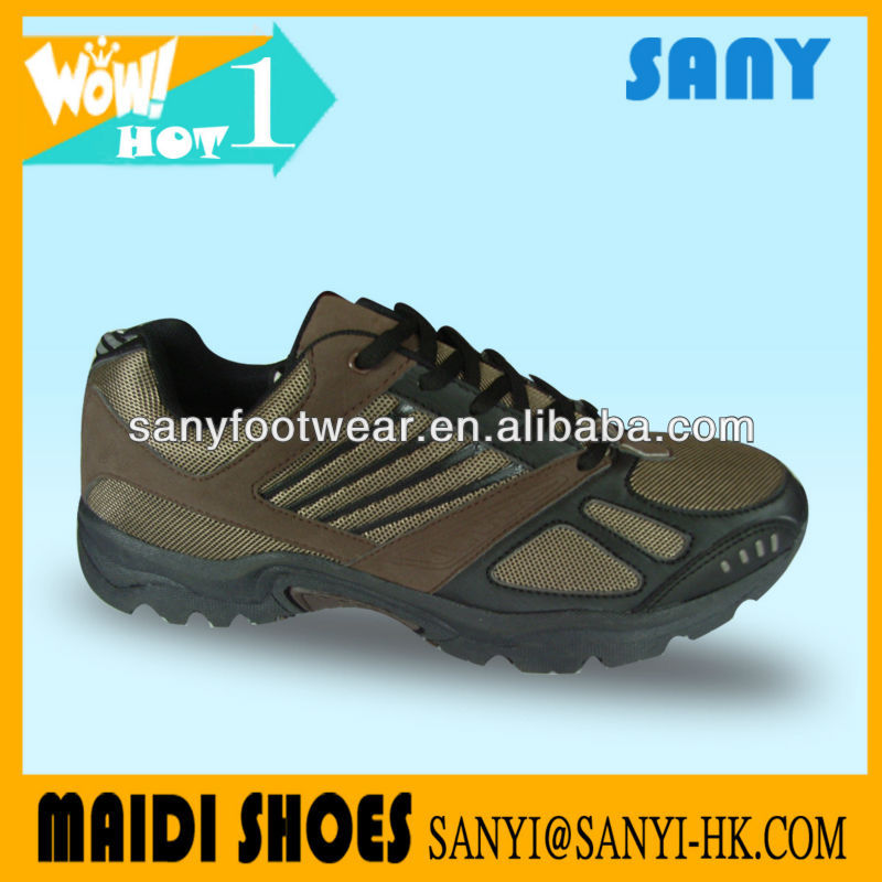 Best Sellling Men's Custom Autumn Stylish Sport/Running Shoes/Sneaker of High Quality and Low Cost from Jinjiang SANY