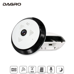 Memory card security camera small wifi camera 360 degree security camera