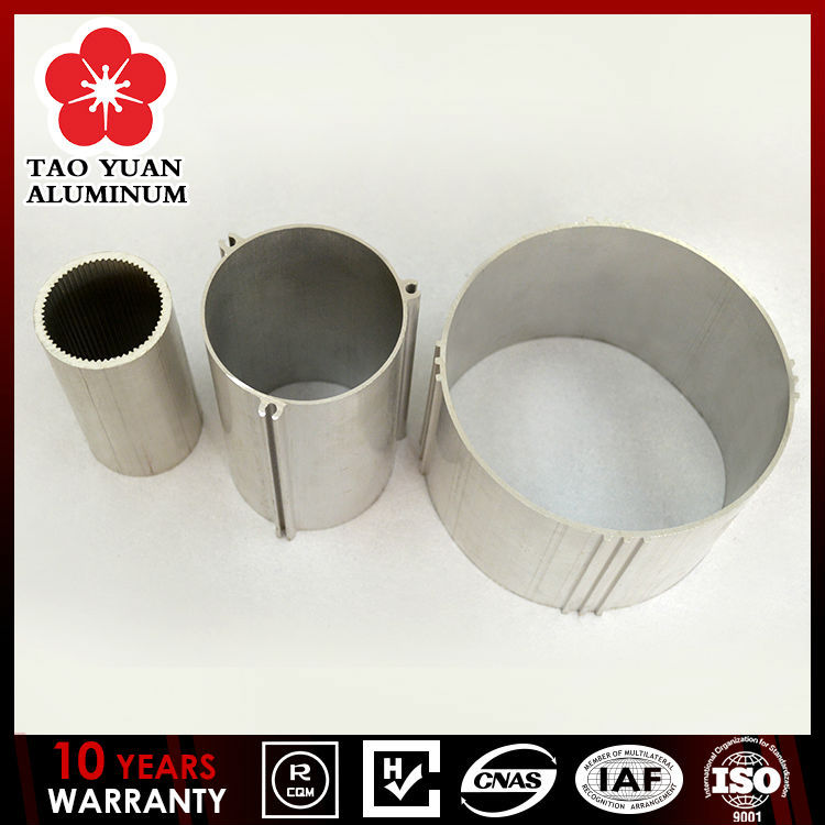 6063 alloy T5 aluminium alloy profile tube