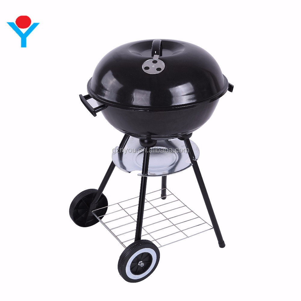 outdoor premium grill chef charcoal weber kettle charcoal bbq grill
