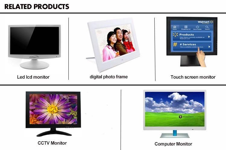 17 Inch Slim Wholesale Digital Photo Frame - Buy Slim Digital Photo ...