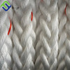 50mm 12 Strand Polyamide Braided Mooring Rope Hot Sale