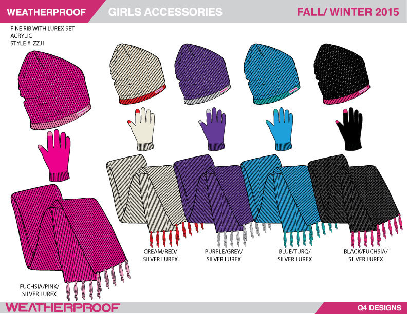 promotional customized girls winter polar fleece hat gloves scarf 3-pcs set  with embroidered logo 15c732cefbd