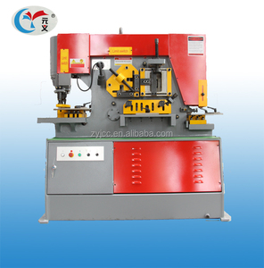 channel notcher ,hydraulic press , punch & shear