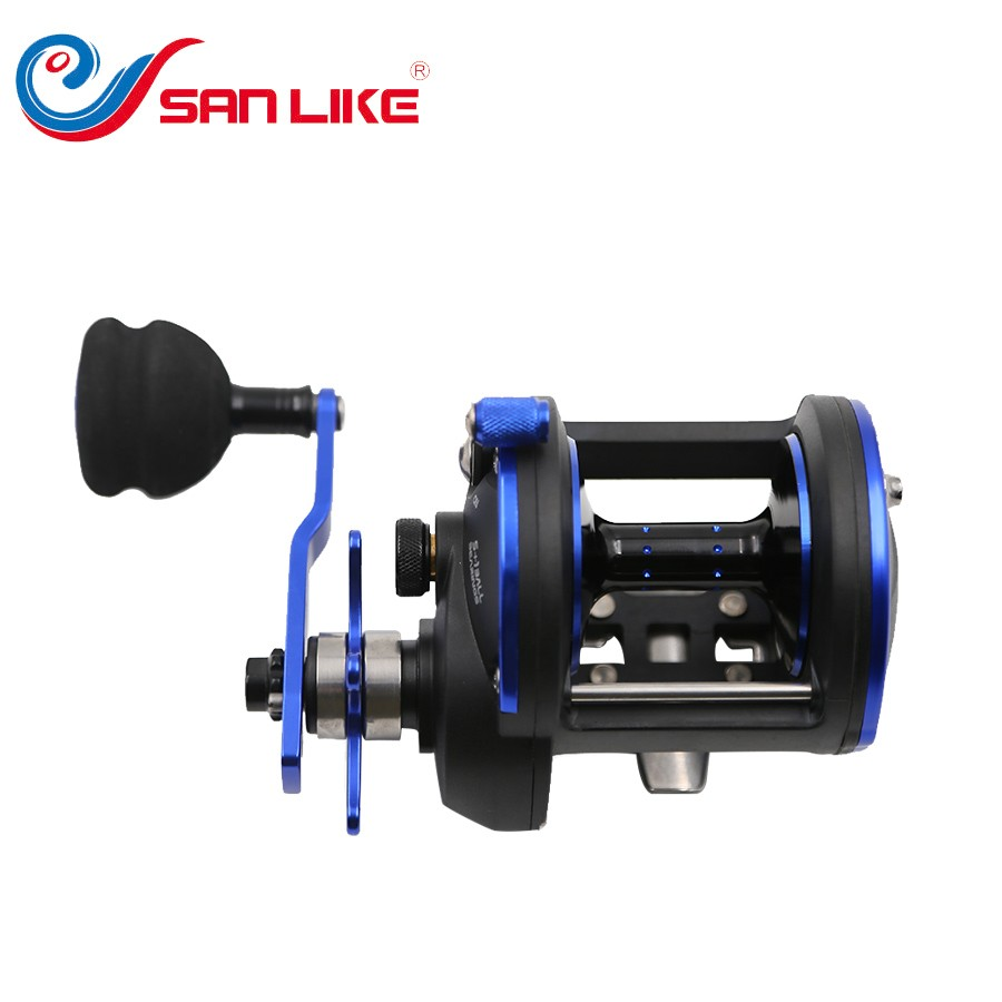 Wholesale 2017 new fsihing tackle fishing reel jigging for New fishing gear