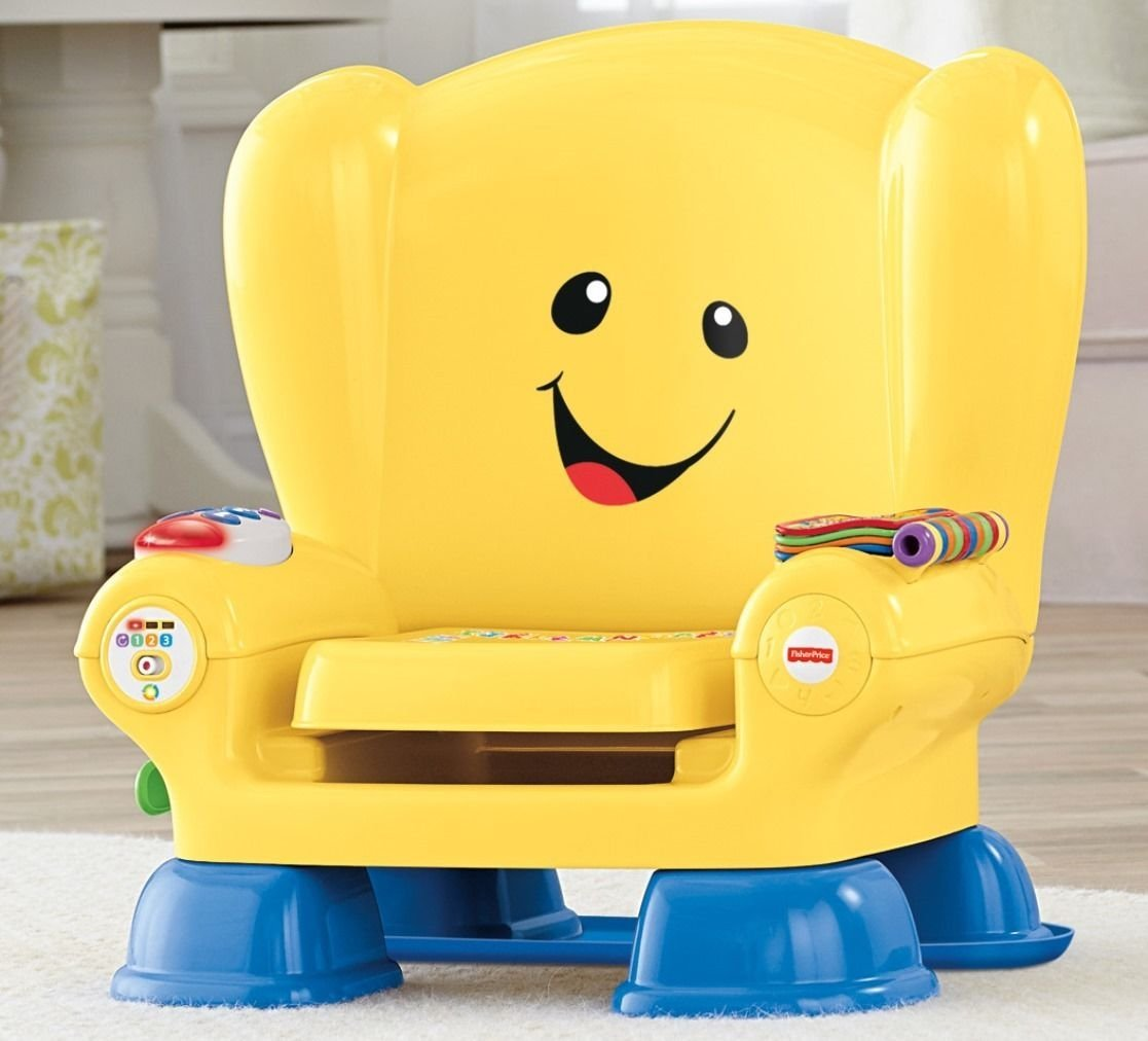 Tremendous Buy Chair Smart Stages Learn Fisher Price Toddler Kids Baby Theyellowbook Wood Chair Design Ideas Theyellowbookinfo