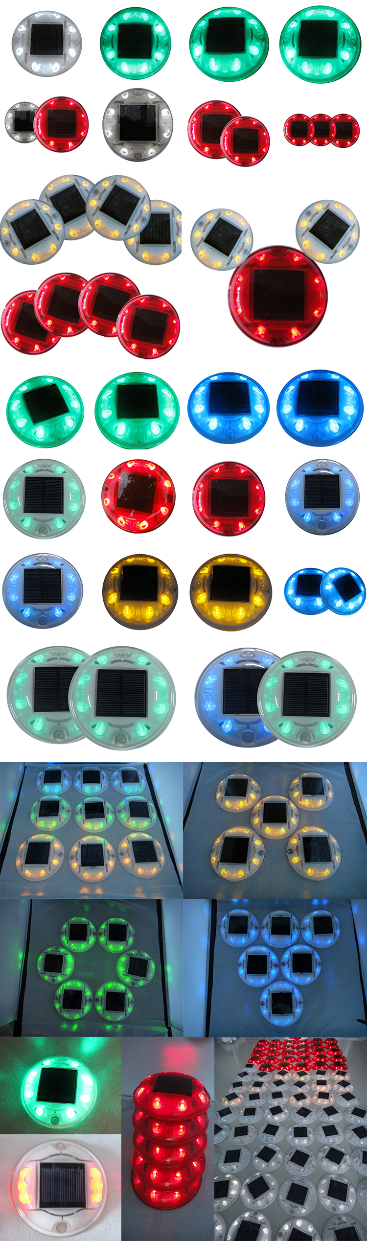 Best Selling Most competitive Price High Reflective Environmental Led Driveway Markers