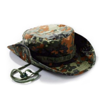 Vietnam Camo Tactical Boonie Bucket Caps Custom Army Camouflage Military Boonie  Hats 61d37eff855